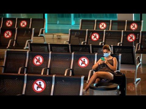 Ελλάδα – COVID-19: 50 νέα κρούσματα – Τα 24 στις πύλες εισόδου