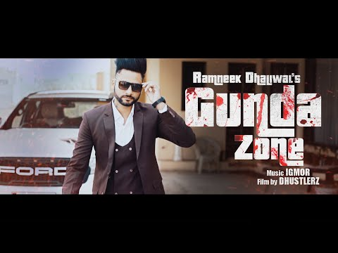 Download Gunda Zone | Ramneek Dhaliwal |  New Punjabi Song 2019 |  Full Video  |  Latest Punjabi Song 2019 HD Mp4 3GP Video and MP3