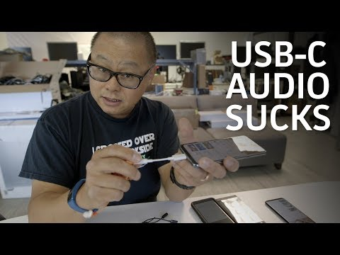 USB-C audio sucks: Bring back the headphone jack!