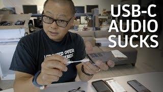 USB-C audio sucks: Bring back the headphone jack!