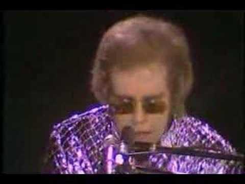 Elton John - Honky Cat (Live 1972)