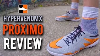 nike hypervenomx proximo ic review feat. footballskills98