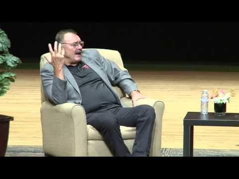 Dick Butkus Speaks at Oregon State University