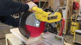 Which Miter Saw is better Sliding vs Fixed