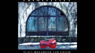 Primitivity Hangar 18 cover for cello