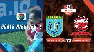 Persela Lamongan (1) Vs Madura United (5) - Goal Highlights | Shopee Liga 1