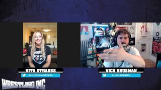"Nita Strauss On The ""Rock Girl"" Invasion Of WWE"