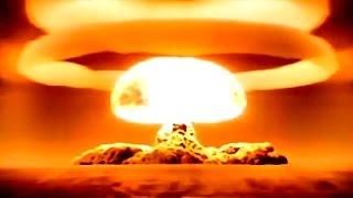 Самый мощный взрыв петарды (прикол)