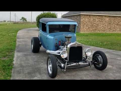31 Model A Willie Moore