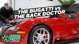 Are Bugattis a miracle cure for back pain?