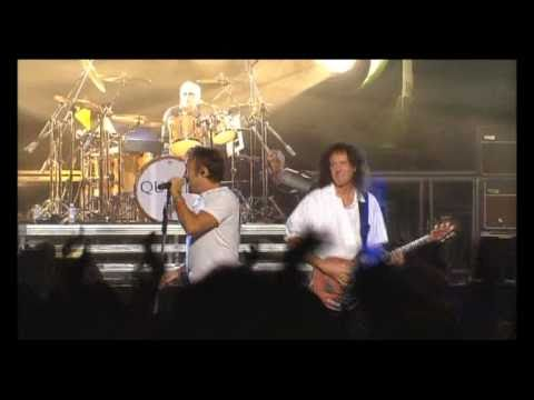 Queen + Paul Rodgers - Reaching Out + The Your Mother Down