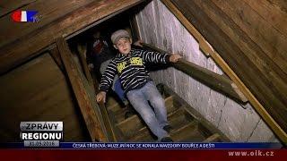 Česká Třebová: Muzejní noc se konala navzdory bouřce a dešti