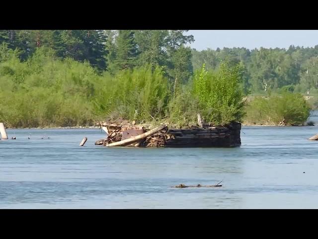 МЧС предупредило об изменении уровня реки Китой