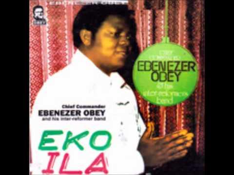 Ebenezer Obey- Eni Duro De Railway