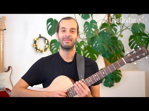Gitarre Lernen Day#1 -  Unterschied zwischen Westerngitarre und Akustikgitarre - Anfänger Tutorial