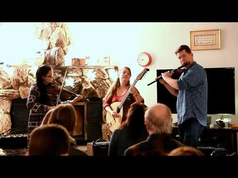 EJ Jones Piper Jones Band Singing Pilgrims Nov 2019