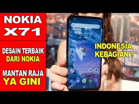 Nokia X71 Indonesia - Gini Cara Mantan Raja Bikin Desain HP