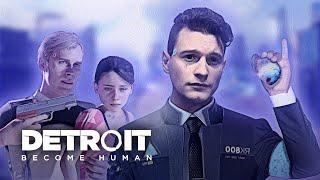 DETROIT BECOME HUMAN - O Início de Gameplay, em Português PT BR, no PS4 Pro!