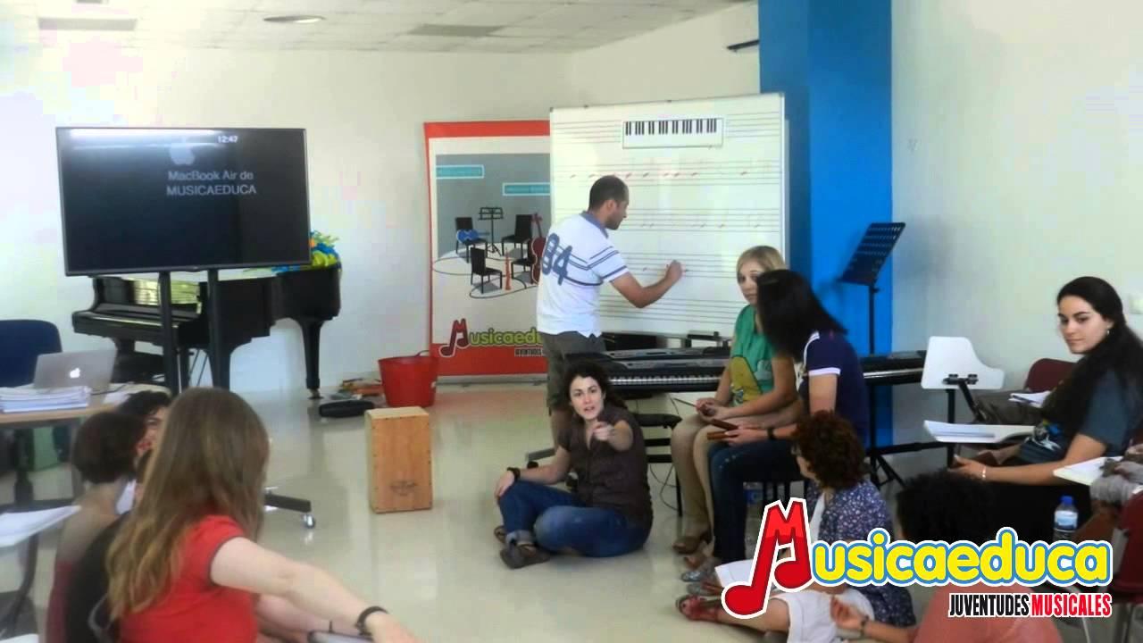 Curso de Profesores - Musicaeduca