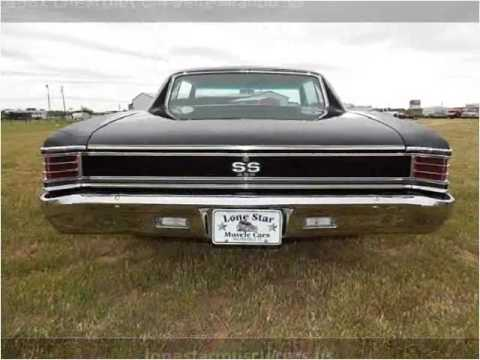 Video of Classic 1967 Chevrolet Chevelle Malibu located in Texas Offered by Lone Star Muscle Cars - L8L7