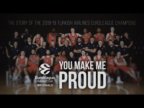 You Make Me Proud: a champion's road to glory