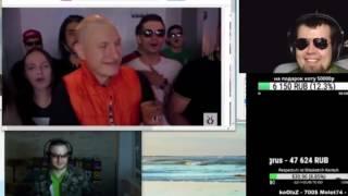 Лёха Медь и Витя CLassic смотрят пародию на VERSUS (Satyr)