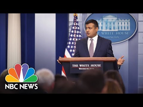 White House Press Briefing - February 22, 2018 | NBC News