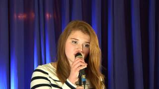 13 year old 'Georgia Richards' performs live 'Have Yourself a Merry Little Christmas' by Doris Day