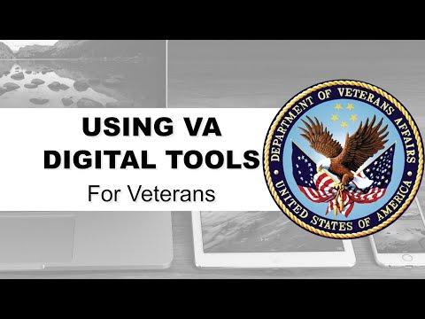 VA Digital Tools for Veteran Health