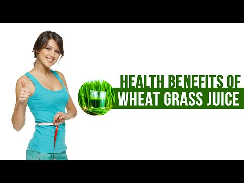 Health Benefits of Wheatgrass Juice | Healthfolks.com