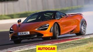 McLaren 720S 2017 - dabar