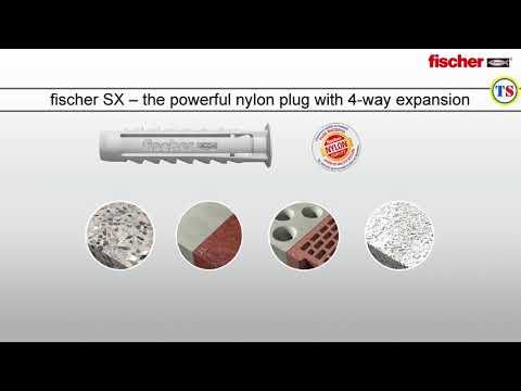 Fischer Nylon UX Universal Plug