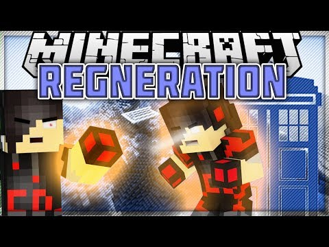 Minecraft: Mod Showcase - Regeneration [ MULTIPLE LIVES WITH DIFFERENT TRAITS ]
