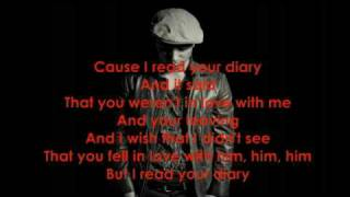 Tino Coury- DIARY  [Official Lyrics Video]