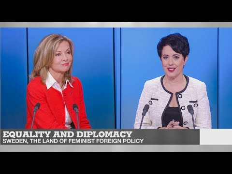 Equality and diplomacy: Sweden, land of a feminist foreign policy