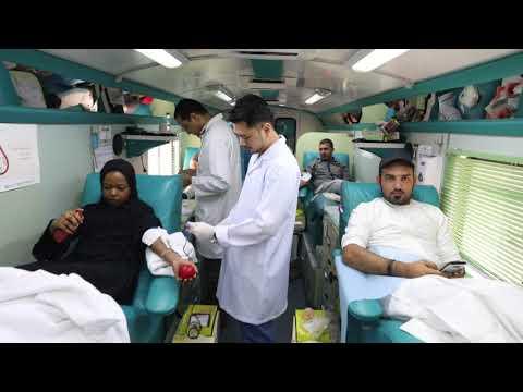 'الإحسان' تنظم حملة للتبرع بالدم