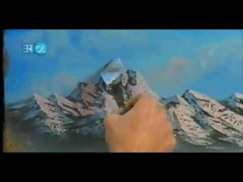 Bob Ross   The Joy of Painting   S29 06   Mountain Lake Falls