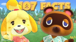 107 Animal Crossing New Horizons Facts You Should Know | The Leaderboard