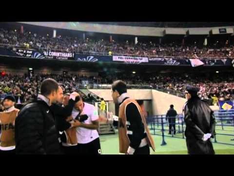 Gol do Paolo Guerrero narração em inglês na final do Mundial