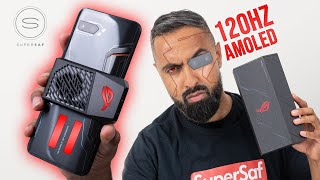 Asus ROG Phone II Unboxing & Impressions