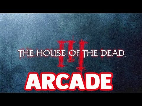 The House Of The Dead 3   Playthrough   1080p HD60fps