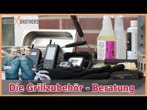 Wichtiges Grillzubehör im SizzleBrothers Check