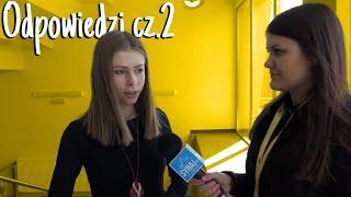 Synaj - młodzi odpowiadają cz.2
