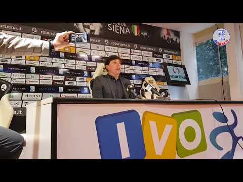 Robur Siena-Olbia 1-0: Mereu, Mignani, Pane, Santini, Trani
