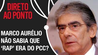 Marco Aurélio Mello errou na decisão sobre o traficante André do Rap?