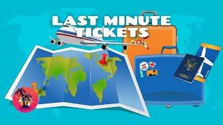 Last Minute Ticket Sales