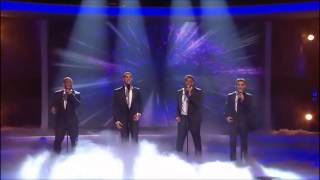 JLS - I'm Already There (The X Factor UK 2008) [Live Show 9]