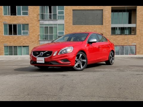 2013 Volvo S60 T6 R-Design Review