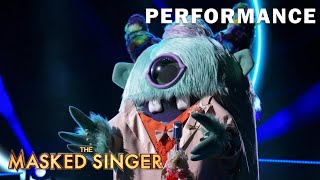 """Monster sings """"Stay With Me"""" by Sam Smith 