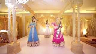 Ashanti Strings Bollywood Group - Demo Medley (View in HD)